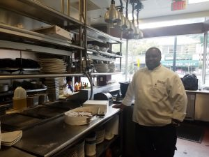 CFR WINS GREEN CHAMPION AWARD FOR INNOVATION! chef-william