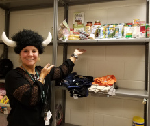 UNSUNG HEROES FOOD ASSISTANCE PROVIDERS, PART 1 rebecca-and-pantry