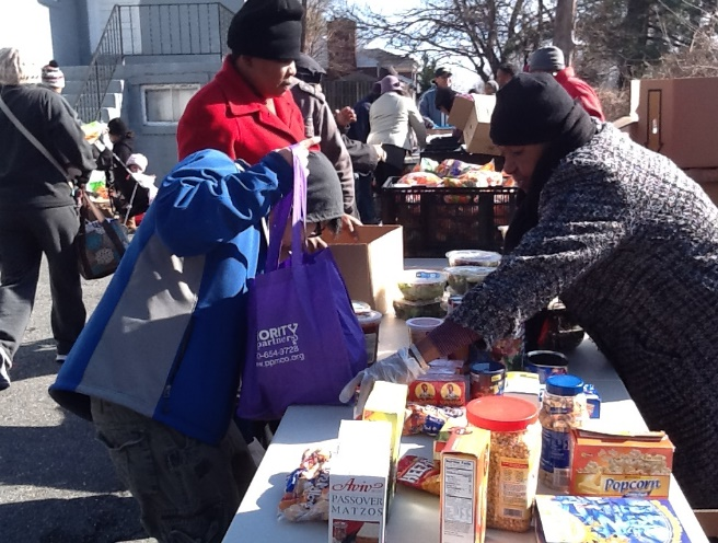 UNSUNG HEROES FOOD ASSISTANCE PROVIDERS PART 2 new-creation-church-food-distribution